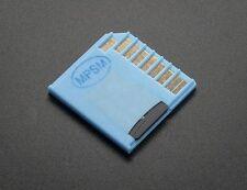 Shortening microSD (micro SD) card adapter for Raspberry Pi & Macbook