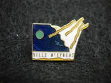 Ville d'Eybens France Hat Lapel Pin HP1478