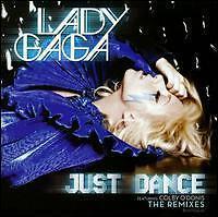 LADY GAGA 'JUST DANCE' LTD US 4 REMIXES CD SEALED