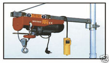 W&J Scaffold Electric Hoist 600/300kg & Swing Arm Incl.