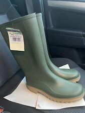 Mens PVC Wellington boots size 11  Waterproof New Bargain