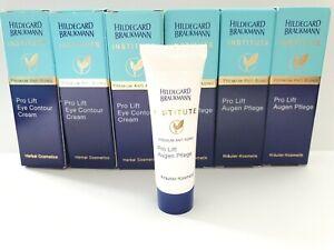 50ml of Hildegard Braukmann Pro Lift Eye Contour Cream 5ml sample tubes x 10