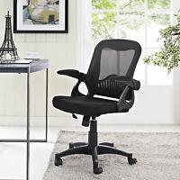 Ergonomic Adjustable Mesh Mid-Back Computer Desk Task Office Chair in Black
