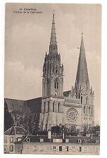 chartres , flèches de la cathédrale
