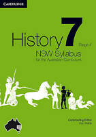 History Nsw Syllabus for the Australian Curriculum Year 7 Stage 4, Paperback ...