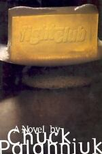 Fightclub by Chuck Palahniuk (1996, Hardcover)