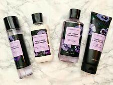 Bath & Body Works | Violet Leaf & Blackberry | Set