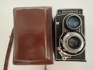 FLEXARET Automat IVa Meopta TLR Camera - WORKING