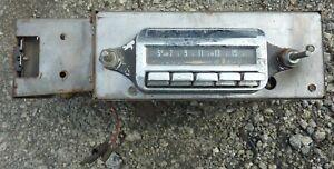 1959 59 Pontiac Catalina Bonneville Star Chief Am Radio Delco GM 988976 OEM