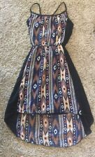 Charlotte Russe Dress Spaghetti Strap ~ Hi/Low ~ Black~ Size X-Sm