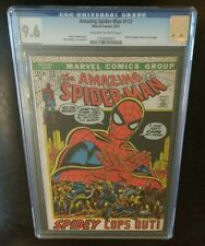 Amazing Spider-Man 112 CGC 9.6 OW/W Pages Doctor Octopus Cameo Marvel Old Case