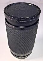 Tokina SZ-X 60-300mm f4-5.6 macro zoom lens, Pentax KA bayonet, boxed complete