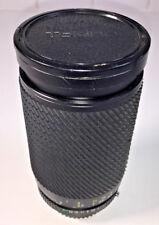 TOKINA SZ-X 60-300 mm f4-5.6 Macro Objectif Zoom, PENTAX KA baïonnette, coffret complet