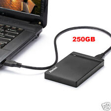 2.5'' 250GB USB 3.0 External Hard Disk Drive for portable for business gift