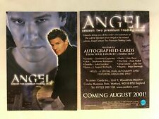 CHEAP PROMO CARD: Angel Season 2 Inkworks 2001 #A2-2 ONE SHIP FEE PER ORDER