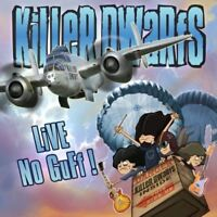 Live No Guff - Killer Dwarfs (CD New) Explicit Version
