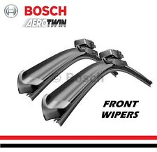 fits Audi A3 2003-2012 Bosch Front Windscreen Wiper Blades Aerotwin  AM980S