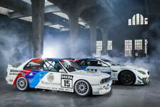 BMW Motorsport DTM E30 M3 New Racer M6 DTM Ravaglia