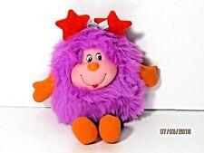 "Vintage 1983 Rainbow Brite Glee Sprite Plush 12"" Fushia Girl Mattel Hallmark Toy"