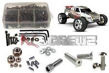 RC Screwz TRA020 Traxxas Rustler XL5 Stainless Steel Screw Kit