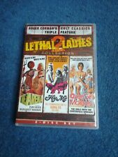 LETHAL LADIES 2 - DVD COLLECTION - Region 1 NTSC - Shout Factory - Roger Corman