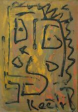 Bohumil KECIR (1904-1987) Gesicht 662 - Nr. H 52