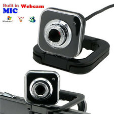 USB 2.0 16 Mega HD Webcam Video Camera with Microphone Mic for PC Laptop