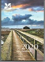 NATIONAL TRUST Handbook 2020 including Car Park sticker (BRAND NEW)
