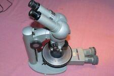 Zeiss Stemi mit Zangentisch (Edelsteinmikroskop)