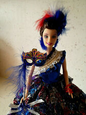 Barbie OOAK Fête du 14 juillet