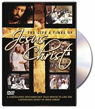 The Life and Times of Jesus Christ (DVD, 2004)