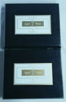 Lot of 2 Rocky Patel Vintage 1999 Toro Aged 7 Years Wooden Cigar Boxes ~ Wood