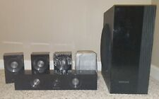Samsung Speaker 5.1 Home Theater Surround System PS-CW0/DW0, PS-DS2, PS-DC1