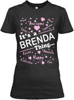 Its Brenda Thing- Name T Gildan Women's Tee T-Shirt