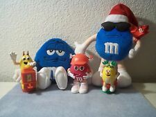 M&M Character Lot, Small & Big, Excellent Condition FREE PRIORITY SHIPPING
