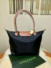 NEW Longchamp Le Pliage  Black tote bag handbag size:Large