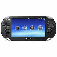 PlayStation Ps Vita 1000 Wifi System Very Good Portable System 5Z