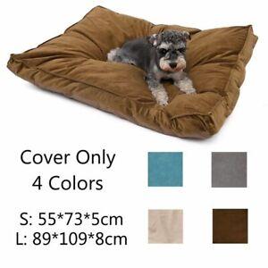Large Dogs Bed Mat Pet Training Sleeping Cushion Beds Eco-friendly Washable Mats