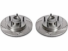 For 2000-2003 Ford F150 Brake Rotor Set Front Power Stop 69368XP 2001 2002