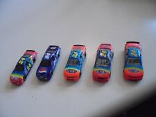 Lot of 5 Diecast Nascars Jeff Gordon