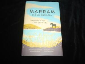 Marram: Memories of Sea & Spider Silk Leonie Charlton Outer Hebrides travelogue