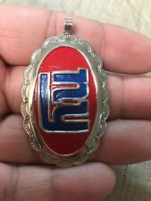 Native American Navajo Men's Pendant New York Giants Look Awesome & Stunning #2