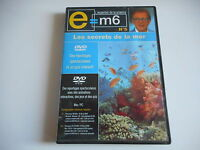 DVD ROM MAC PC - LES SECRETS DE LA MER - E = M6 - N° 5