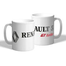 Renault 5 GT Turbo Mug Car Mechanic Tea Coffee Cup Car Gift