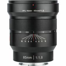 Viltrox PFU RBMH 85mm F/1.8 Lens for Sony E-mount