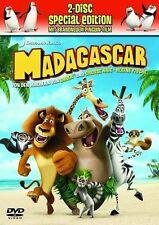 MADAGASCAR (2-Disc Special Edition im Schuber) OHNE FSK-Logo!