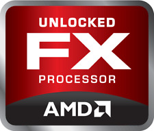 AMD FX-8350 4.0GHz Eight Core AM3+ CPU Processor FD8350FRW8KHK