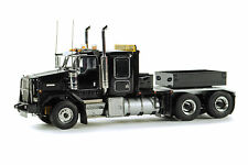 WSI Kenworth C500 B 6 x 4 With Ballast Box- Black-NIB
