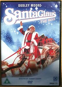 Santa Claus the Movie DVD 1985 Salkind Father Christmas Film with Dudley Moore