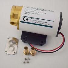 New 12V Electric Oil Pump Diff Cooler Turbo Scavenge Conversion Gear Pump Nice